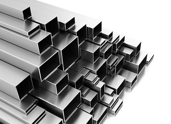 Profils Aluminium Tubes Rectangles
