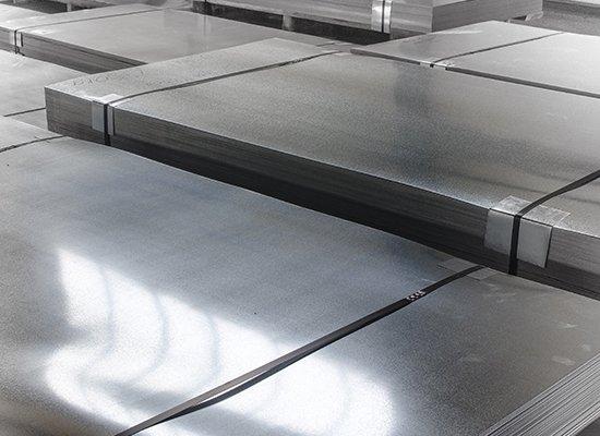 Tôles Aluminium Brutes