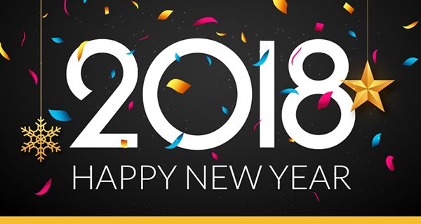 2018 Happy New Year From DHK