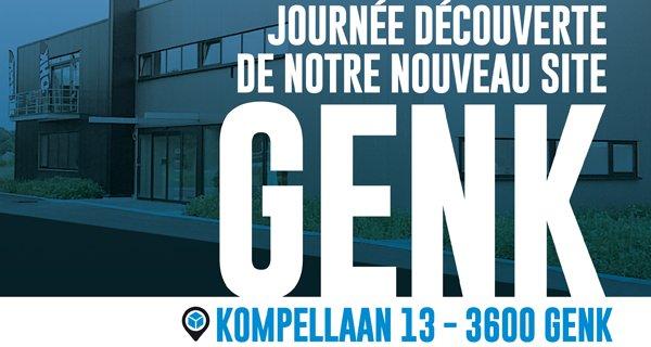 Journée Découverte De Notre Nouveau Site Genk - DHK