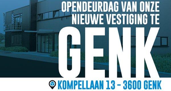 Opendeurdag Genk - DHK