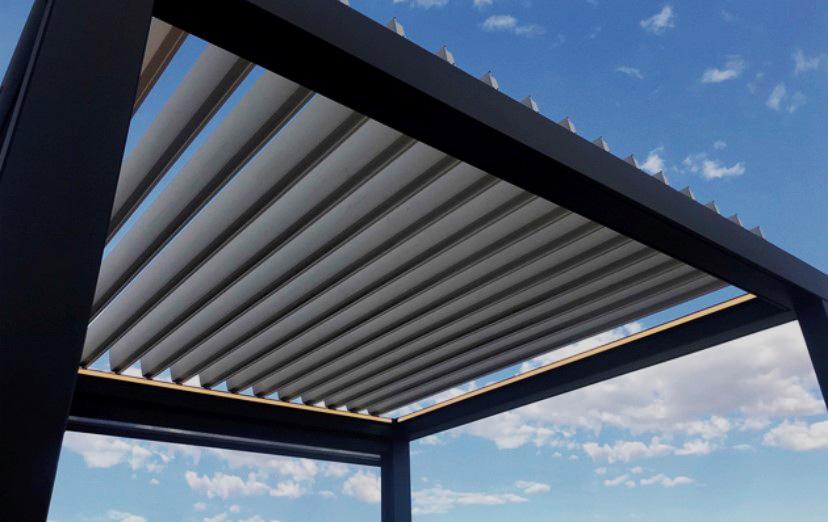 La Pergola Roof-Climatic